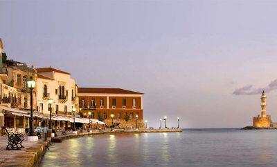 Chania : A Magical Destination