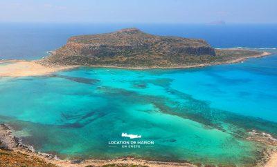 Pourquoi les plages d'Elafonissi et de Balos ont-elles du sable rose?