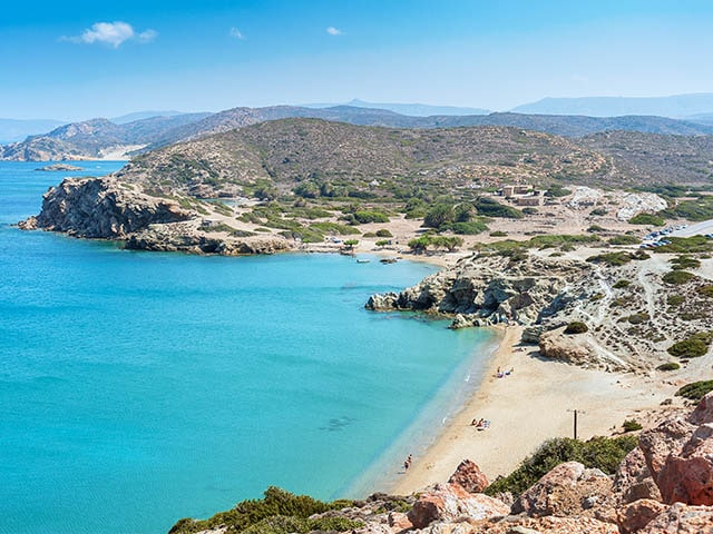 Villas en bord de mer - Crete