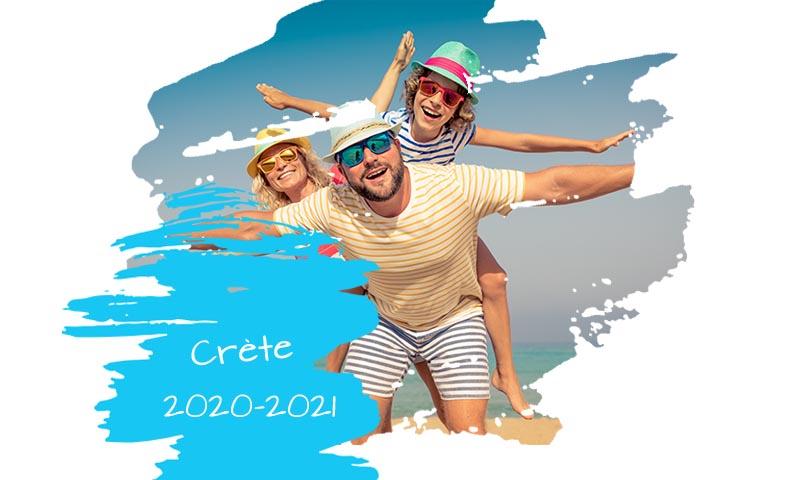 Villas avec piscine privée en Crète. Villas de vacances à louer en Crète. Location de maison en Crète.